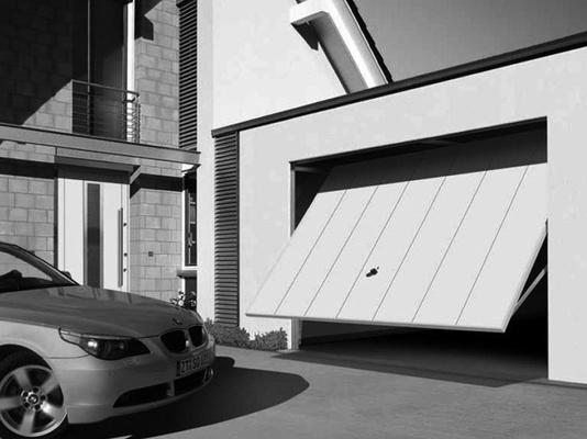 Ворота гаражные подъемные цены